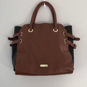Steve Madden Large Camel & Brown shoulder bag
